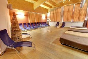 Wellness Centrum AcquaIn V Resortu Andalo Life Park