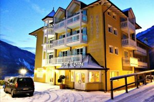 16 4821 Itálie Molveno Hotel Europa