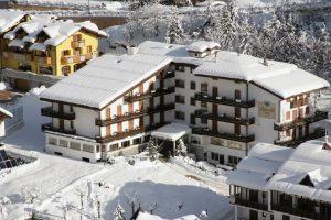 16 4822 Itálie Andalo Hotel Splendid