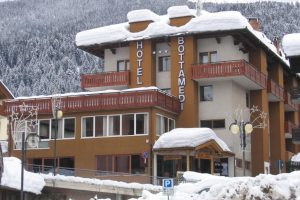 16 4994 Itálie Andalo Hotel Bottamedi