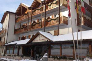 16 4996 Itálie Cavedago Hotel Olisamir