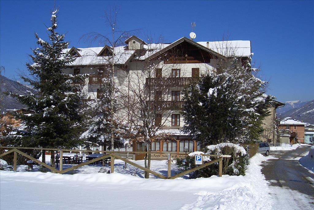 23-6340-Itálie-Cavedago-Hotel-Alle-Rose