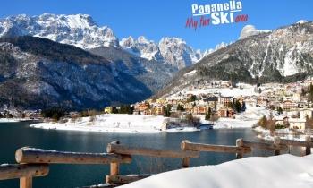 Hotel Aurora Paganella – 5denní Lyžařský Balíček Se Skipasem A Dopravou V Ceně***