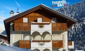 Alpotel Dolomiten – 6denní Lyžařský Balíček Se Skipasem A Dopravou V Ceně***