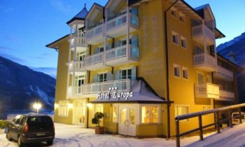 Hotel Europa – Molveno***